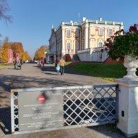 Кадриоргский художественный музей в здании Кадриоргского дворца :: veera (veerra)