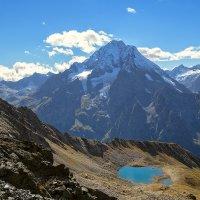 Вершина Пшиш (3790 м). Архыз. :: Леонид Сергиенко