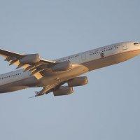 Airbus - A 340 :: Олег Савин