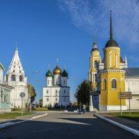 церкви и собор Кремля г. Коломна :: Георгий