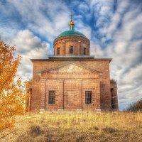 Восстановление церкви :: Анатолий Евстропов