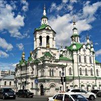 Спасская церковь в Тюмени :: Leonid Rutov