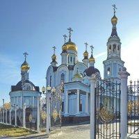 Храм св. Татияны. :: Михаил Николаев