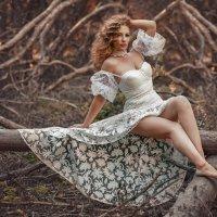 Портрет в лесу! :: Вячеслав