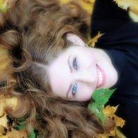 Осень в Нескучном саду :: Владимир Саблин