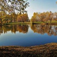 Наш милый пруд... :: Sergey Gordoff