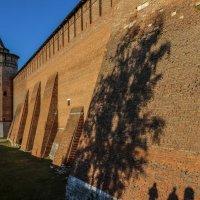 стены Кремля г. Коломна :: Георгий