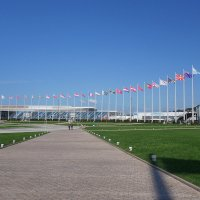 Олимпийский парк :: Маргарита Батырева