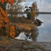 И только тихий шепот листьев... :: Татьяна Глинская