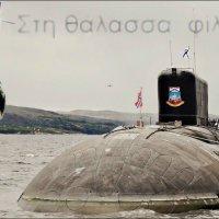 В море, друзья мои! :: Кай-8 (Ярослав) Забелин