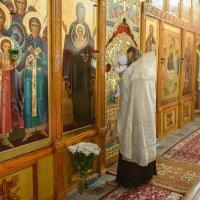 Таинство Крещения :: Инна Сперанская