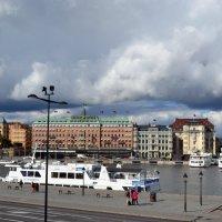 Прогулки по Стокгольму :: Ольга