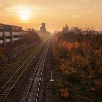 Старая железная дорога... :: Сергей