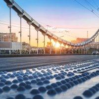 На Крымском мосту :: Юлия Батурина