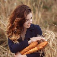 хлебное поле :: Андрей Бубенин