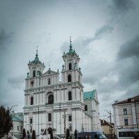 Собор Святого Франциска Ксаверия. Гродно. :: Nonna