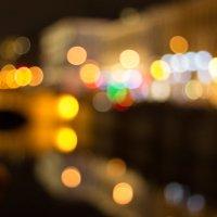 Огни ночного города :: Людмила Волдыкова