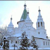 Москва. Церковь Троицы Живоначальной :: Михаил