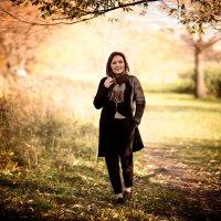 Осень, Аннушка. :: Alex Lipchansky