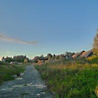 У деревни :: Mary Коллар