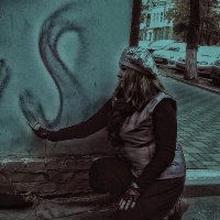 Городские граффити :: Евангелина Малинина