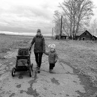 По деревенским улочкам 2 :: Светлана Рябова-Шатунова