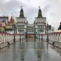Измайловский кремль :: Алексей Поляков