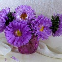 Утончённый шарм осенних цветов :: Татьяна Смоляниченко