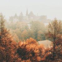 Швейцарская осень.. :: Yuriy Puzhalin