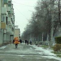 ... а по улицам бродят медведи. :: - Ivolga