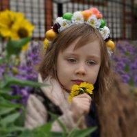 Маленькая феечка :: Анастасия Погибелева
