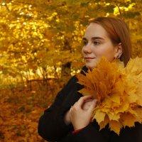 Девушка-Октябрь :: esadesign Егерев