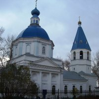 Церковь иконы Казанской Божией Матери в Ближнем Константинове (Ниж. Новгород) :: Николай O.D.