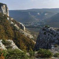На вершине скалы :: Игорь Кузьмин