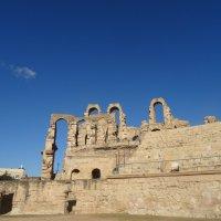 Амфитеатр в Эль Джеме :: Чария Зоя