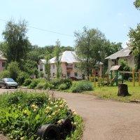Мой двор, где прошло мое детство. :: венера чуйкова