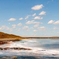 соленые волны Кояшского озера :: Константин Нестеров