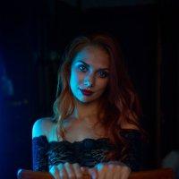 ночной портрет :: Александр Ефанов