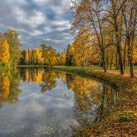 Осень в Павловске :: Valentina - M