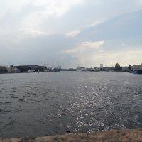 вода, кругом вода :: Sabina