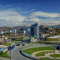 Владивосток город на сопках :: Эдуард Куклин