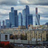 Москва :: Михаил Танин