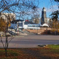 Осень в городе :: Екатерина Торганская