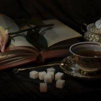 Вечерний чай :: Юрий Слепчук