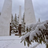 Снежные зарисовки :: Владислав Левашов