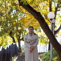 Подружка осень :: Oksana Likhadziyeuskaya