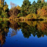 Осень для меня — время волшебства, когда мир окрашен цветами мастеров... :: Ольга Русанова (olg-rusanowa2010)