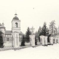 Занавес зимы. :: Андрий Майковский
