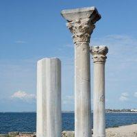 Колонны базилики :: Наталья Покацкая