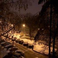 Снег выпал неожиданно :: Eldar Baykiev